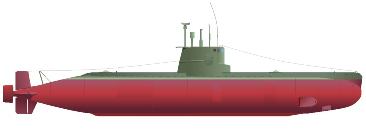 Korean War Submarines North Korean Spy Submarine