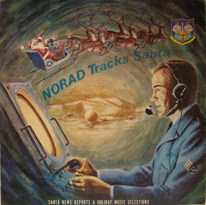 Full Resources of the U.S. Military Tracking Santa Claus: Nuclear and Missile Defence Systems Distracted