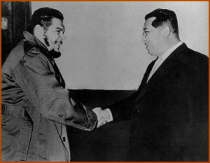 What Did Che Guevera and Kim Il Sung Have in Common? They were both Racist Bigots