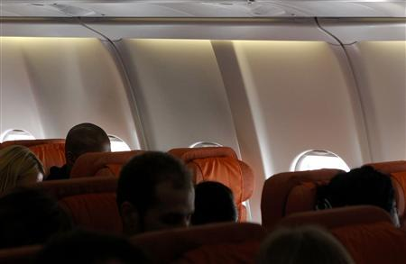 Snowden's empty seat 17A as seen at 30,000 feet by reporter stuck on flight to Havana and no story
