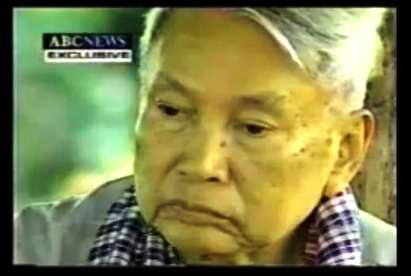 1018923 Pol Pot ABC Frame Grab Pic