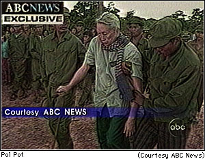 ABC TV stolen still pictures, in which they place four separate credits claiming this picture was taken by them and they had rights to distribute it. Note that, despite there not beingan employee of ABC news located in Southeast Asia at the time, there is no credit to the photographer of the picture
