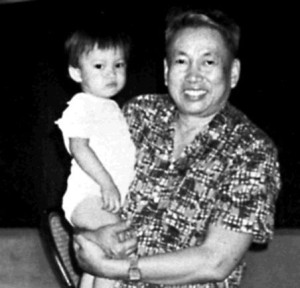 Pol Pot with daughter Nate Thayer Sympathy for the Devil