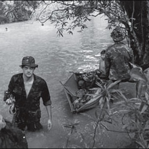 Nate Thayer hunting for Pol Pot in the Cambodian jungle