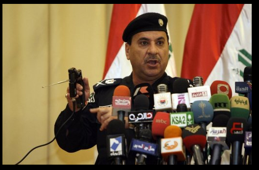Head of Iraq Interior Ministry Bomb detection unit defends corrupt purchase of thousands of fake detectors