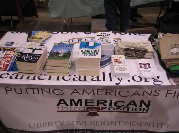 Books by Harold Covington, White Supremacist Author & Leader of Northwest Front.