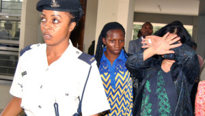 Elephant Slaughter: Wicked Witch of the East Not Dead; in Tanzanian Jail