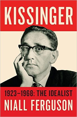 Henry Kissinger: Looking pretty darn innocent