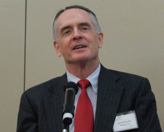 """Jared Taylor is a committed """"racial realist"""" who believes Trump has tapped into a strain of the electorate long left voiceless"""
