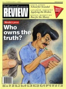 The Ghosts of Quality Journalism Past: The Far Eastern Economic Review Remembered