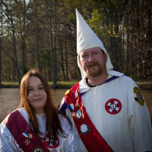 KKK Imperial Wizard arrested drunk and wearing pink underwear