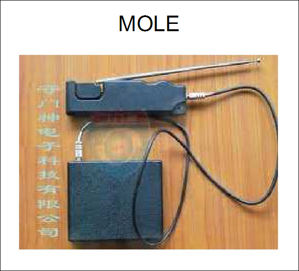 MOLE PIC GOOD