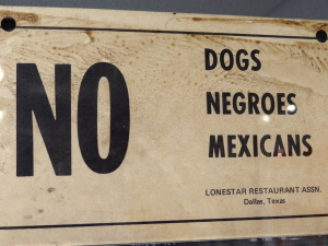 Lamont, Mexicans, and Negroes