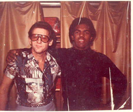 Daryl Davis with Jerry Lee Lewis
