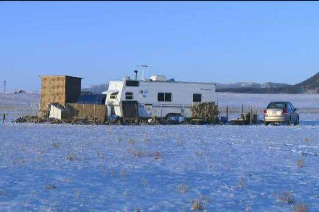 Robert Dear's house in Colorado where he was living when he laid siege to a Planned Parenthood clinic in Colorado Springs