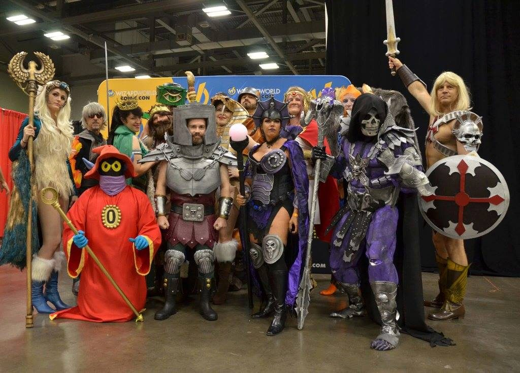 The Comicon event which rented the space immediately before the Trump campaign used the venue in Ohio Monday